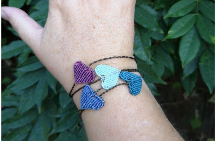 Du nouveau dans les petits bracelets!