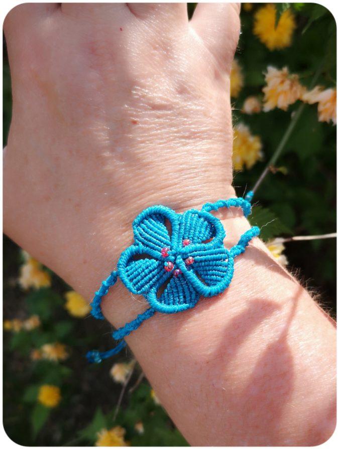 Un nouveau bracelet!!