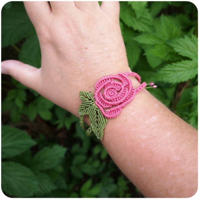 Le bracelet Rosa