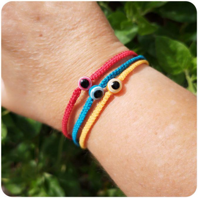 Un nouveau bracelet d'été!